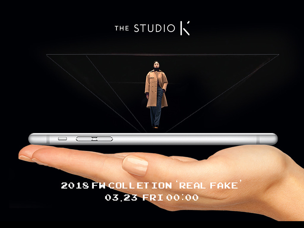 18FW Collection_Real Fake_Teaser_01